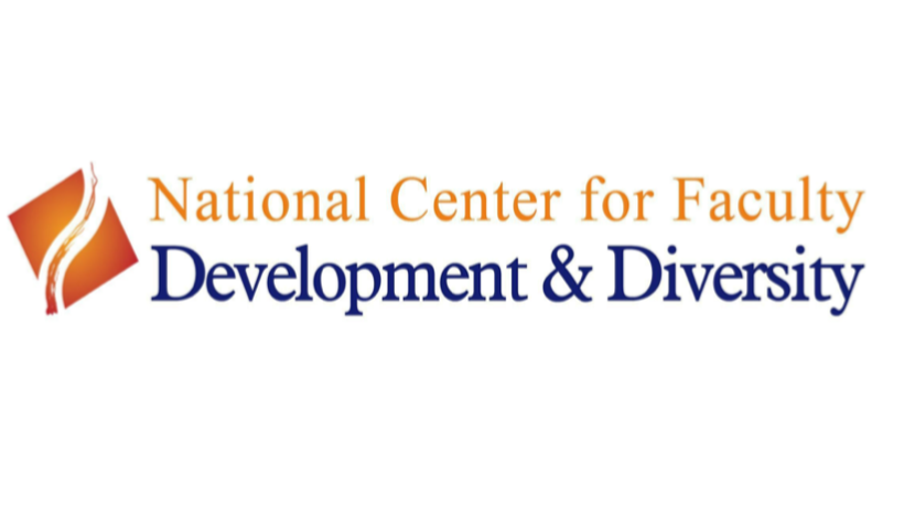 National Center for Faculty Development & Diversity Logo